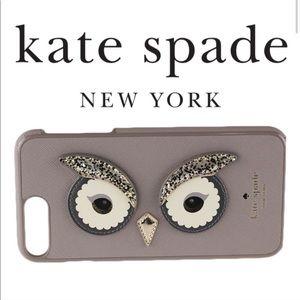 Kate Spade Owl Phone Case IPhone 7/8 Plus